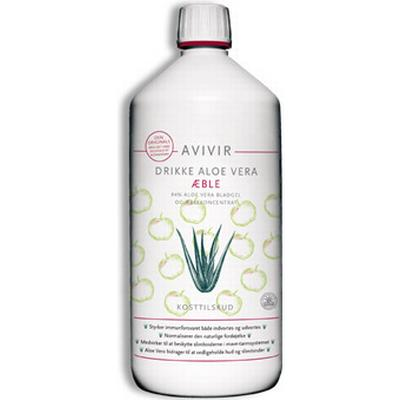 Avivir Aloe Vera Äpple Juice 1000ml