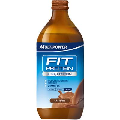 Multipower Fit Protein Choklad 500ml