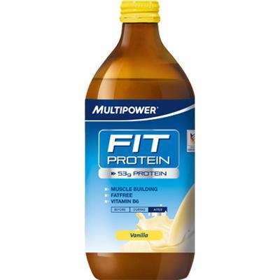 Multipower Fit Protein Vanilj 500ml