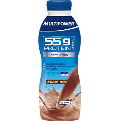 Multipower Proteindrink Choklad 55g 500ml