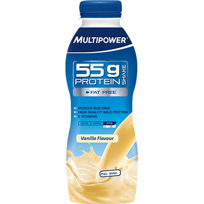 Multipower Proteindrink Vanilj 55g 500ml