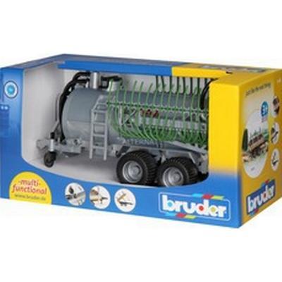 Bruder Fliegl Barrel Trailer with Spread Tubes 02020