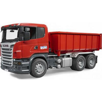Bruder Scania R Serie med Container 03522