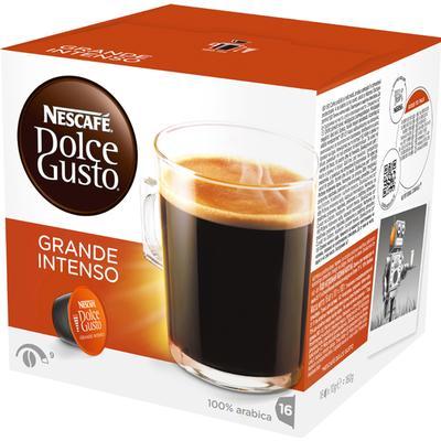 Nescafé Dolce Gusto Grand Intenso 16 kaffe Kapsel