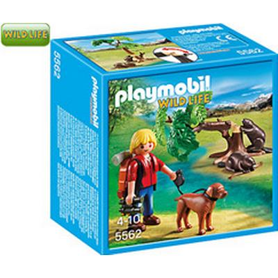 Playmobil Beavers with Backpacker 5562