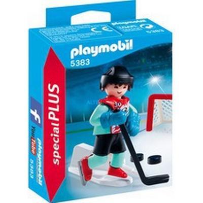 Playmobil Ice Hockey Practice 5383