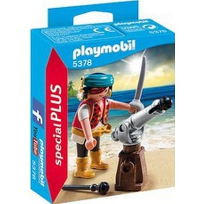 Playmobil Pirate with Cannon 5378