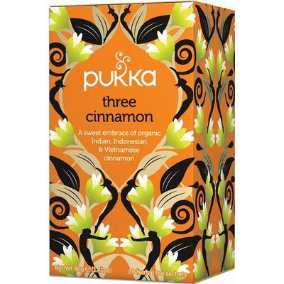 Pukka Three Cinnamon 20 Tepåsar