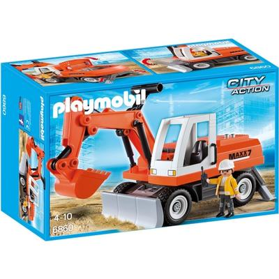 Playmobil Rubble Excavator 6860
