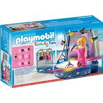 Playmobil Singer with Stage 6983