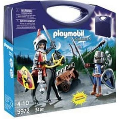 Playmobil Carrying Case Knights 5972