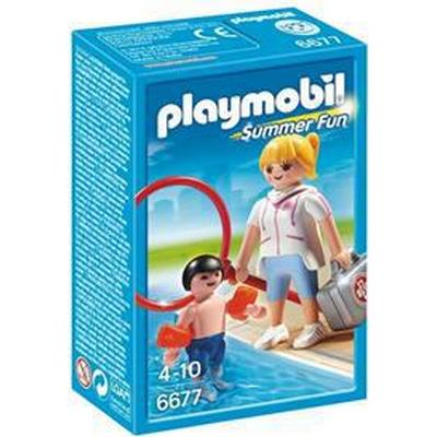 Playmobil Pool Supervisor 6677