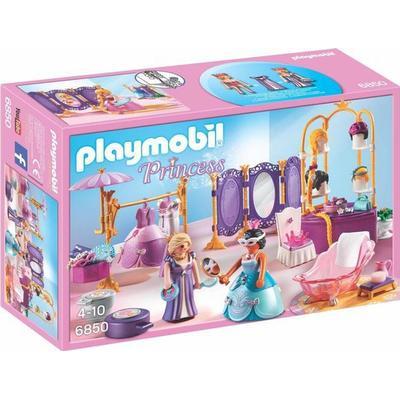 Playmobil Dressing Room with Salon 6850