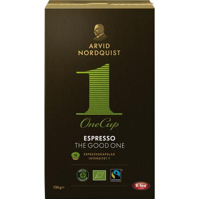 Arvid Nordquist The Good One 16 kaffe kapslar
