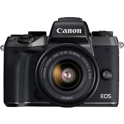Canon EOS M5 + 15-45mm IS STM