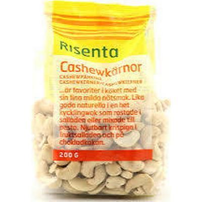 Risenta Cashewnötter 200g