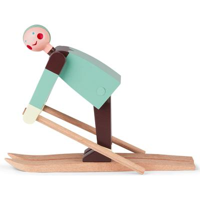 Kay Bojesen Boje The Skier Boy 15.5cm Prydnadsfigur