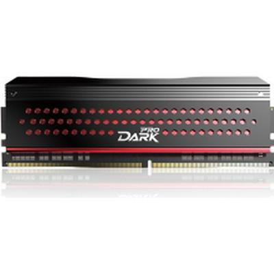 Team Group Dark Pro Red DDR4 3000MHz 2x8GB (TDPRD416G3000HC15ADC01)
