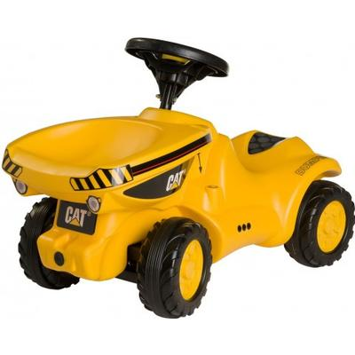 Rolly Toys Caterpillar Dumper Mini Trac with Tipping Dumper