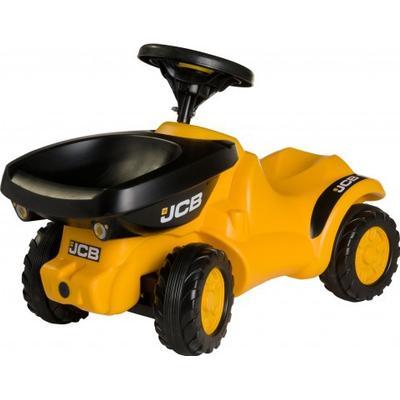 Rolly Toys JCB Dumper Mini Trac with Tipping Dumper