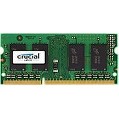 Crucial DDR3L 1600MHz 2GB (CT25664BF160BA)
