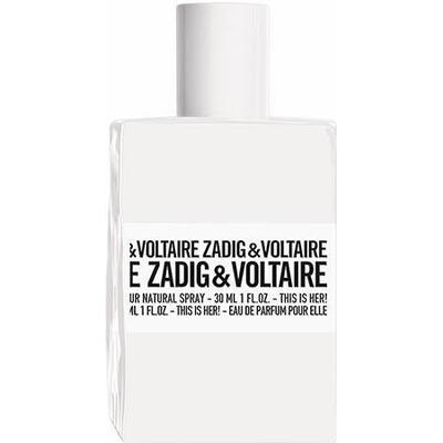 Zadig & Voltaire This is Her! EdP 30ml