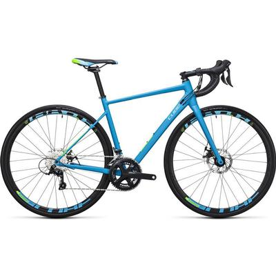 Cube Axial WLS Pro Disc 2017 Damcykel