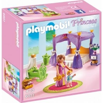 Playmobil Princess Chamber with Cradle 6851