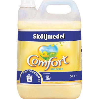 Komfort Sunfresh Professional Fabric Softener 5L