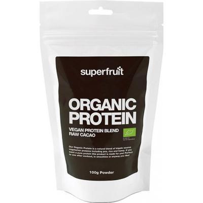 Superfruit Organiska Protein Pulver 100g