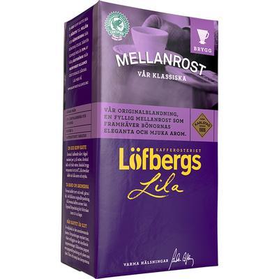 Löfbergs Lila Mellanrost 500g