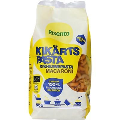Risenta Kikärtspasta Macaroni 300g