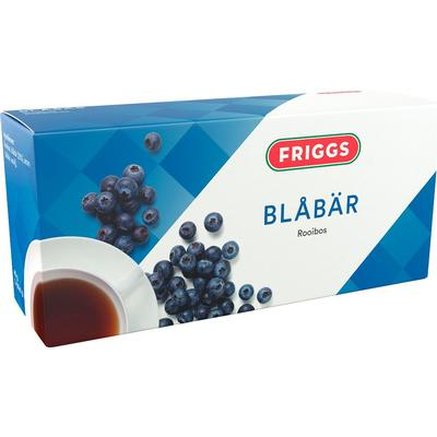 Friggs Blåbär 20 Tepåsar