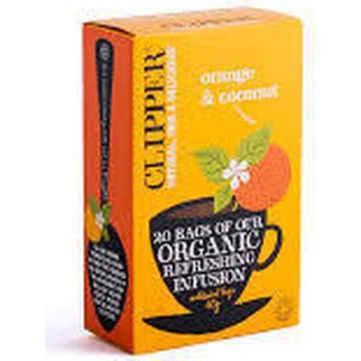 Clipper Organik Orange & Coconut