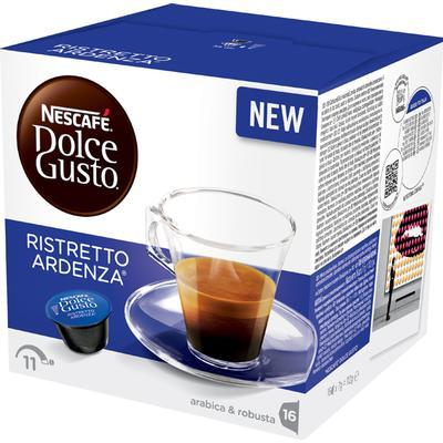 Nescafé Dolce Gusto Ristretto Ardenza 16 kaffe kapslar