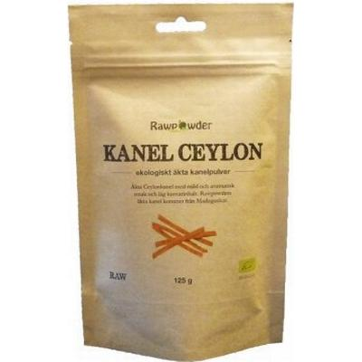 Rawpowder Kanel Ceylon mald 125g