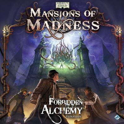 Fantasy Flight Games Arkham Horror: Mansions of Madness: Forbidden Alchemy