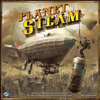 Fantasy Flight Games Planet Steam