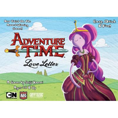 Cryptozoic Love Letter Adventure Time Boxed Version (Engelska)