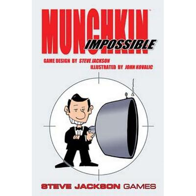 Steve Jackson Games Munchkin Impossible