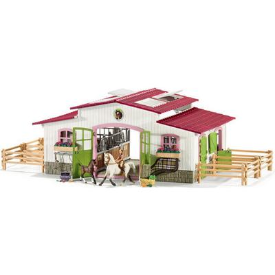 Schleich Riding Centre with Rider Horses & Accessories 42344