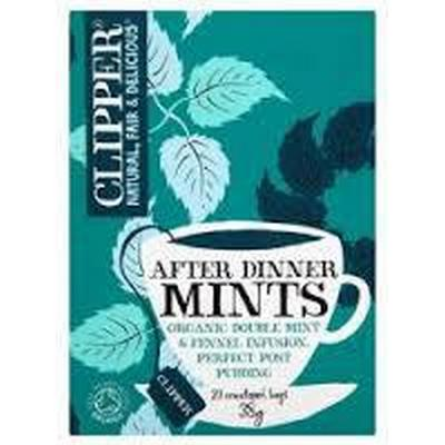 Clipper Organisk Efter middag Mints