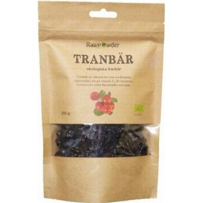 Rawpowder Tranbär