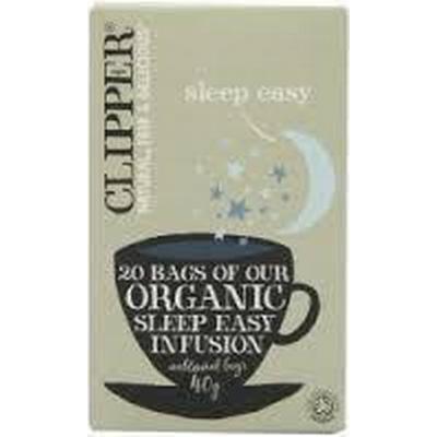 Clipper Organiska Sleep Easy Infusion 20-pack