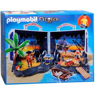 Playmobil Take Along Pirates Chest 5347