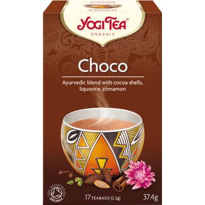 Yogi Tea Choco 17 Tepåsar
