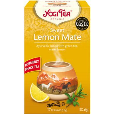 Yogi Tea Sweet Lemon Mate 17 Tepåsar