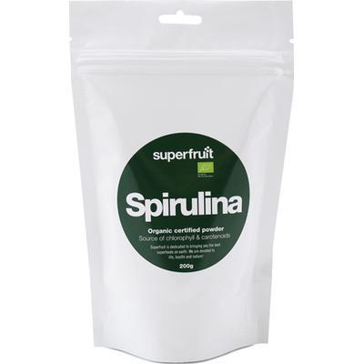 Superfruit Spirulina Pulver