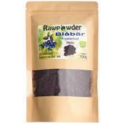 Rawpowder Blåbär Hela 100g