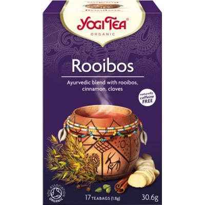 Yogi Tea Rooibos 17 Tepåsar